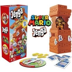 Super Mario, Jogo Jenga Edition Hasbro