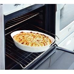 Travessa Oval Smart Cuisine em Vidro Temperado Luminarc, 20cm