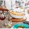 Travessa Retangular de Vidro Smart Cuisine Luminarc,  29x23cm