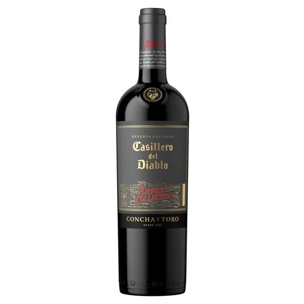 Vinho Tinto Casillero Del Diablo Devil's Collection 2018 - 750ml