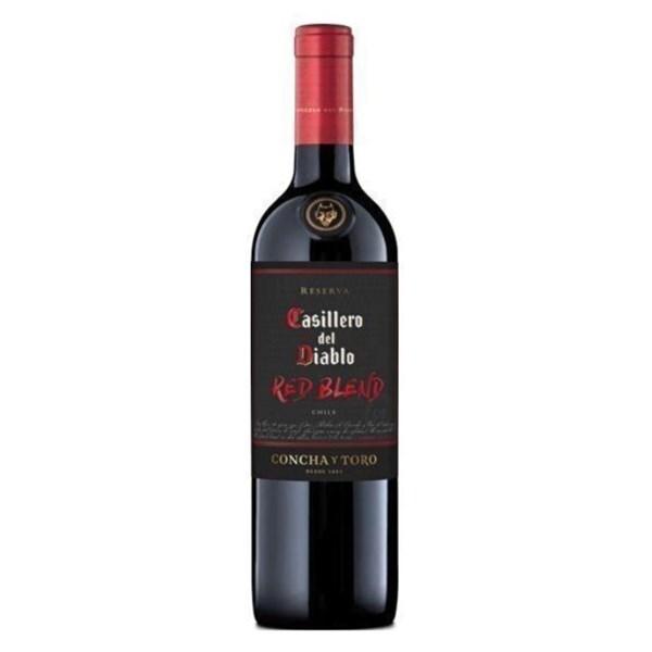 Vinho Tinto Casillero Del Diablo Red Blend 2017 - 750ml