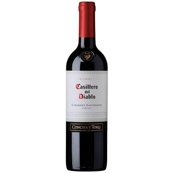 Vinho Tinto Casillero Del Diablo Reserva, Cabernet Sauvignon 2019 - 750ml