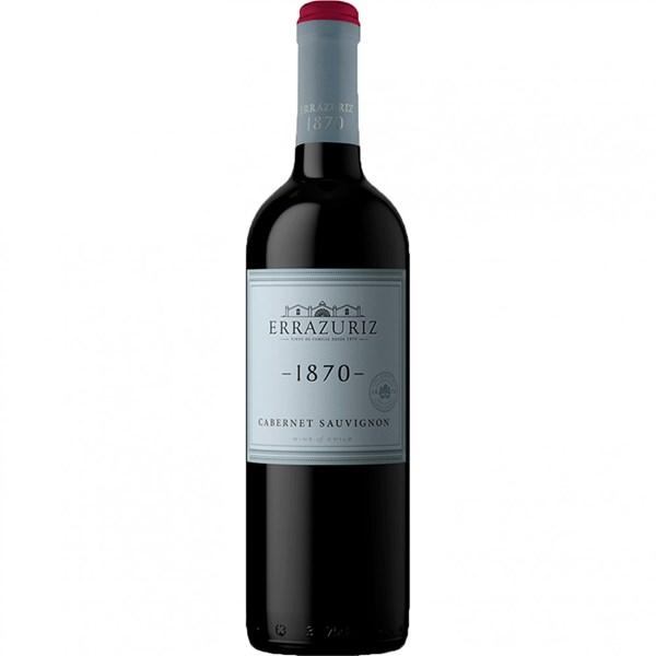 Vinho Tinto Errazuriz 1870, Cabernet Sauvignon Reserva 2019 - 750ml