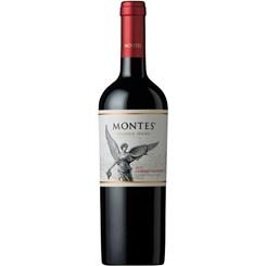 Vinho Tinto Montes Classic Series 2017 - 750ml