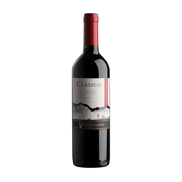 Vinho Tinto Ventisquero Clássico, Cabernet Sauvignon 2019 - 750ml