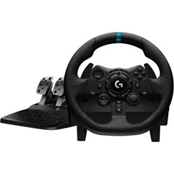 Volante Logitech G923, PS5, PS4, PC com Force Feedback