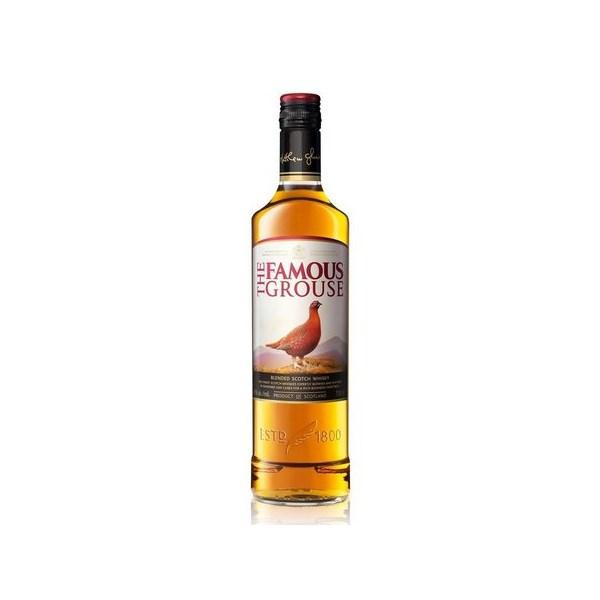 Whisky Escocês, The Famous Grouse - 750ml