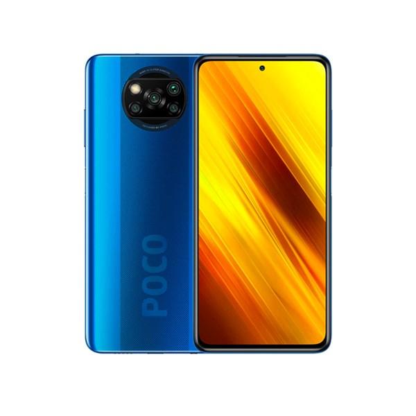 "Xiaomi Poco X3, Tela 6.67"", Dual Chip - Versão Global"